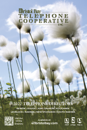 The Bristol Bay Directory - Book Cover